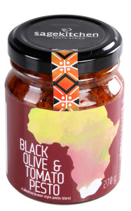 Black Olive and Tomato Pesto_Round small