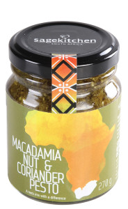 Macadamia Nut and Coriander Pesto_Round small