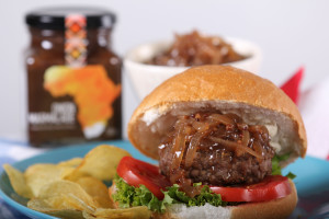 Onion Marmalade_Hamburger 1