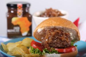 Onion Marmalade_Hamburger 1
