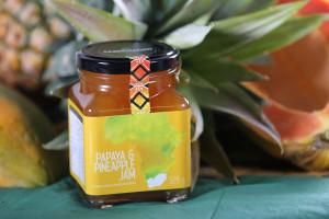 Papaya & Pineapple Jam 2