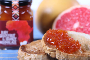 Ruby Grapefruit and Brandy Maramalade_Toast 2