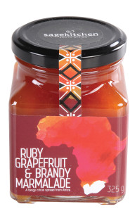 Ruby Grapefruit and Brandy Marmalade small