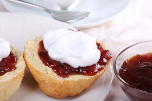 Scones_Strawberry Jam 1
